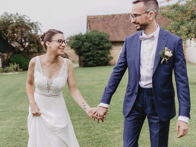 Le mariage de Thomas et Sarah à Pontgouin, Eure-et-Loir 56