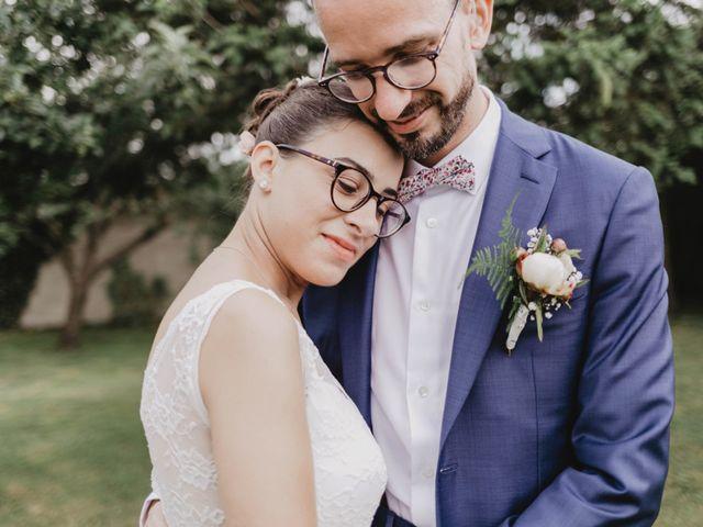 Le mariage de Thomas et Sarah à Pontgouin, Eure-et-Loir 58
