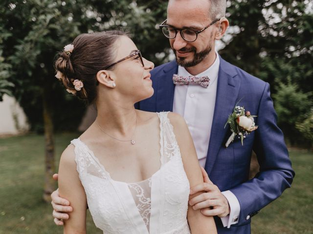 Le mariage de Thomas et Sarah à Pontgouin, Eure-et-Loir 60