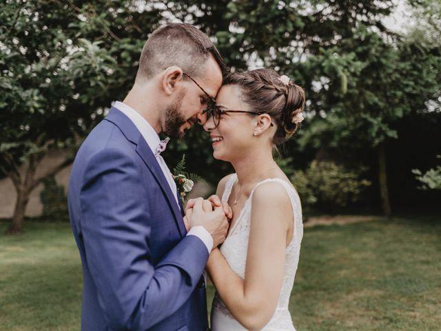 Le mariage de Thomas et Sarah à Pontgouin, Eure-et-Loir 72