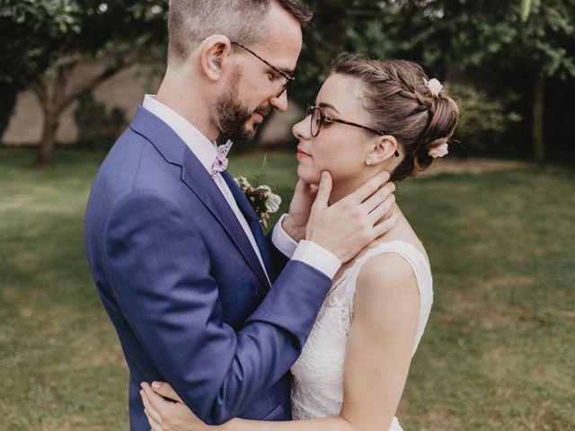 Le mariage de Thomas et Sarah à Pontgouin, Eure-et-Loir 74