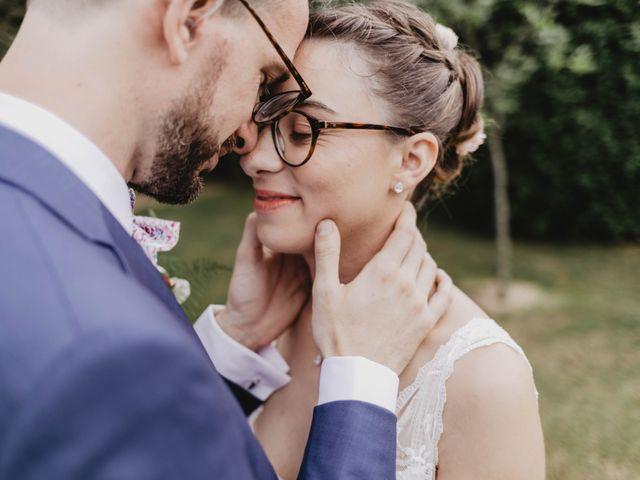 Le mariage de Sarah et Thomas