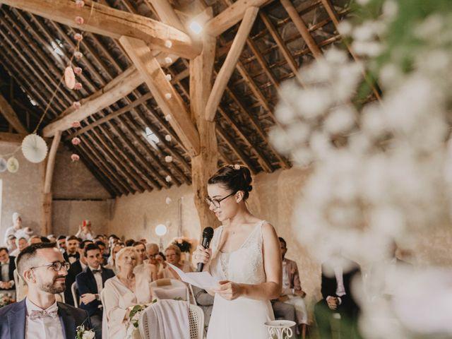 Le mariage de Thomas et Sarah à Pontgouin, Eure-et-Loir 81