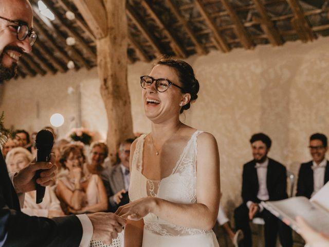 Le mariage de Thomas et Sarah à Pontgouin, Eure-et-Loir 83