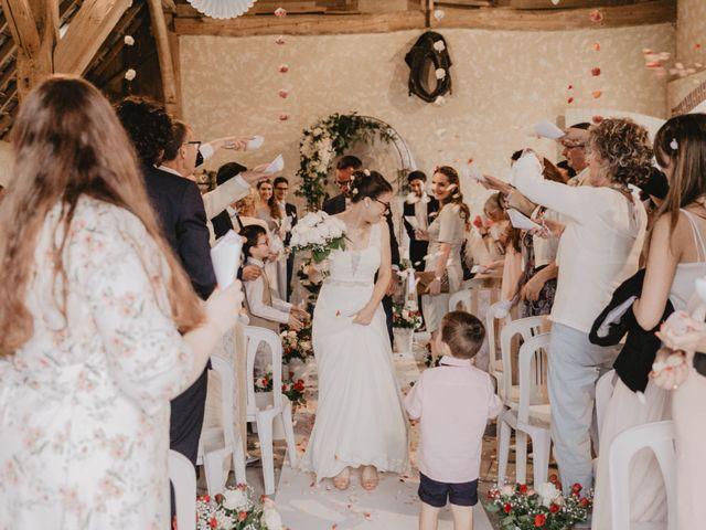 Le mariage de Thomas et Sarah à Pontgouin, Eure-et-Loir 85