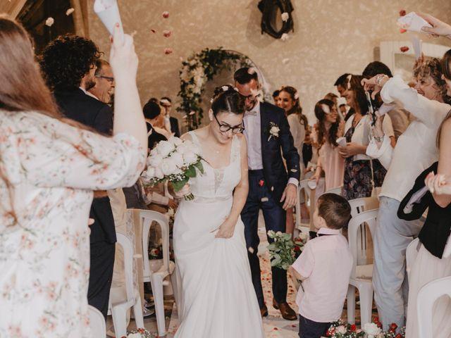 Le mariage de Thomas et Sarah à Pontgouin, Eure-et-Loir 86