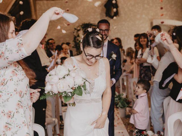 Le mariage de Thomas et Sarah à Pontgouin, Eure-et-Loir 89
