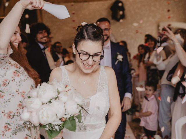 Le mariage de Thomas et Sarah à Pontgouin, Eure-et-Loir 90