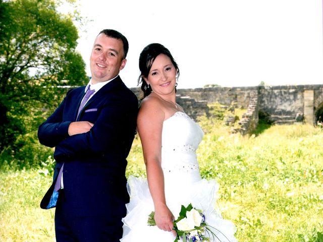 Le mariage de Julien et Adeline à Granges-Narboz, Doubs 4