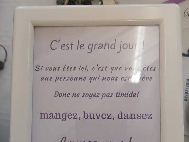 Le mariage de Julien et Adeline à Granges-Narboz, Doubs 6
