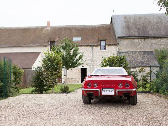 Le mariage de Thibault et Julie à Gouvieux, Oise 1