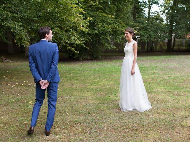 Le mariage de Thibault et Julie à Gouvieux, Oise 24