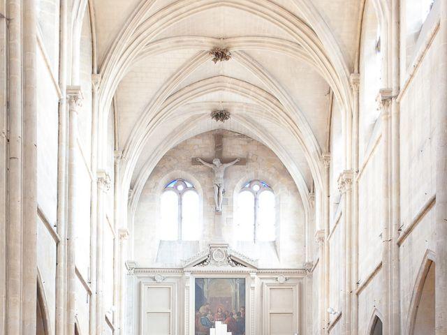 Le mariage de Thibault et Julie à Gouvieux, Oise 31
