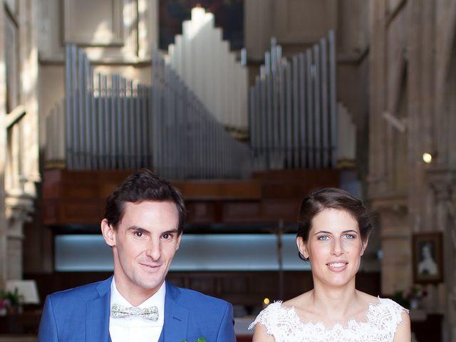 Le mariage de Thibault et Julie à Gouvieux, Oise 40