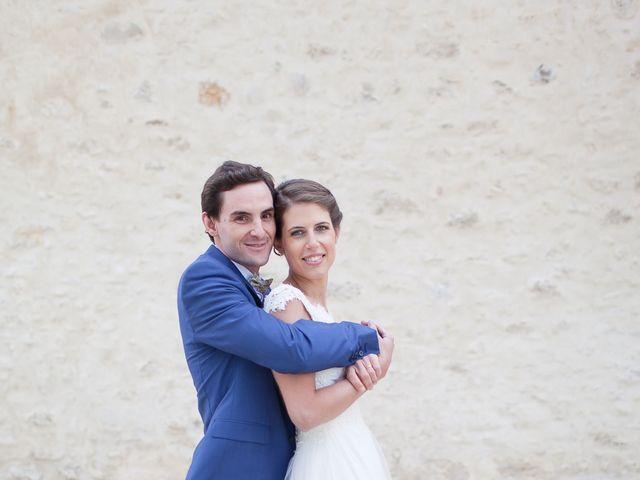 Le mariage de Thibault et Julie à Gouvieux, Oise 60