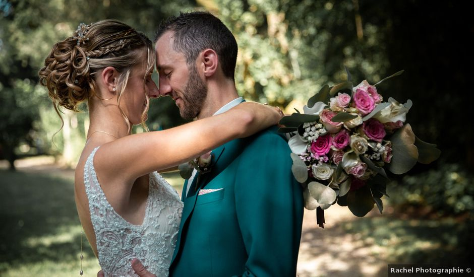 Le mariage de Marius et Alice à Gradignan, Gironde