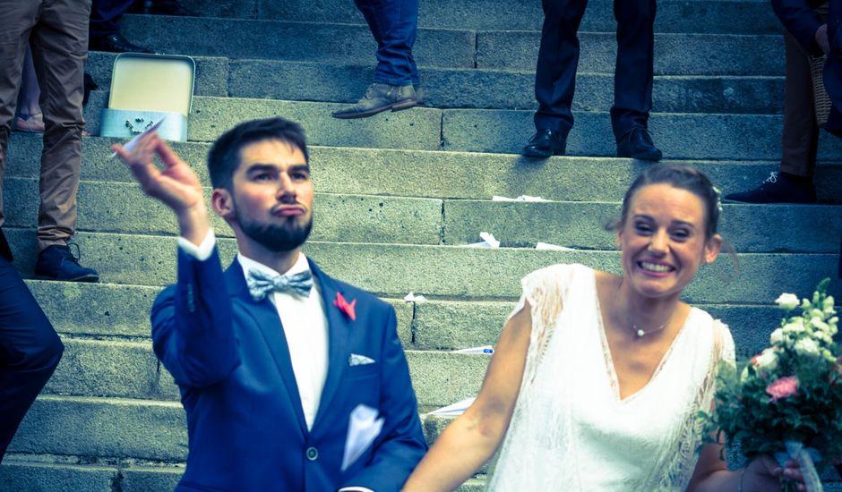 Le mariage de Scott et Justine à Paimpol, Côtes d'Armor