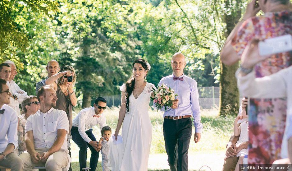 Le mariage de Frédéric et Amélie à Belfort, Territoire de Belfort