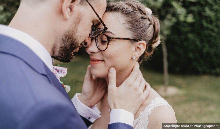 Le mariage de Thomas et Sarah à Pontgouin, Eure-et-Loir