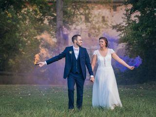 Le mariage de Rebecca et Jérémy