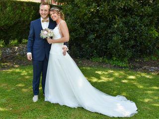 Le mariage de Virginie et Thibaut