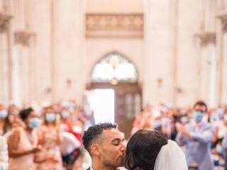 Le mariage de Gloria et Eric 1