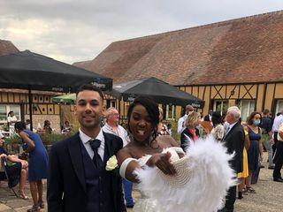 Le mariage de Gloria et Eric 3