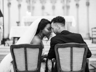 Le mariage de Gloria et Eric