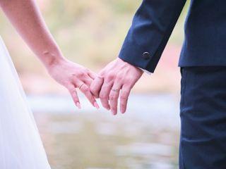 Le mariage de Maeva et  Yann 1