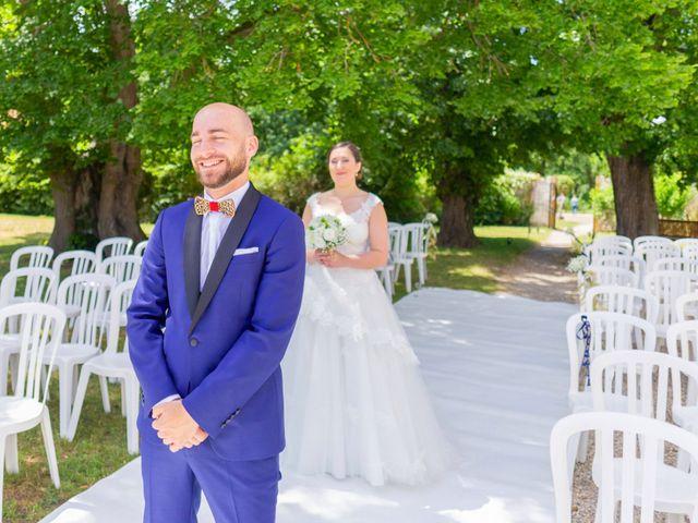 Le mariage de Geoffroy et Solène à Roanne, Loire 16