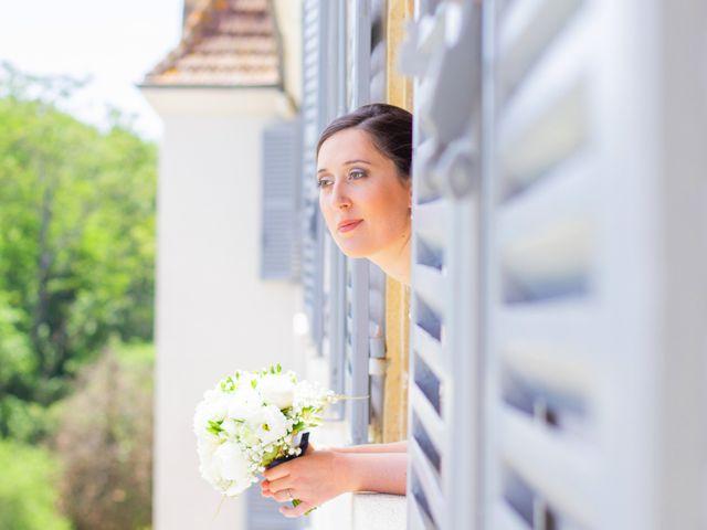 Le mariage de Geoffroy et Solène à Roanne, Loire 26
