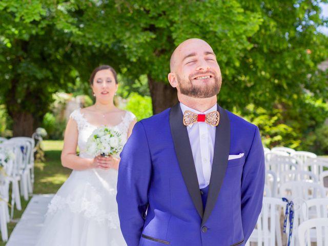Le mariage de Geoffroy et Solène à Roanne, Loire 29
