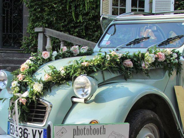 Le mariage de Nicolas et Elodie à Mozac, Puy-de-Dôme 4