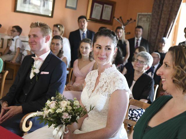Le mariage de Nicolas et Elodie à Mozac, Puy-de-Dôme 17