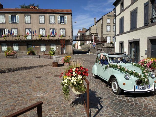 Le mariage de Nicolas et Elodie à Mozac, Puy-de-Dôme 19