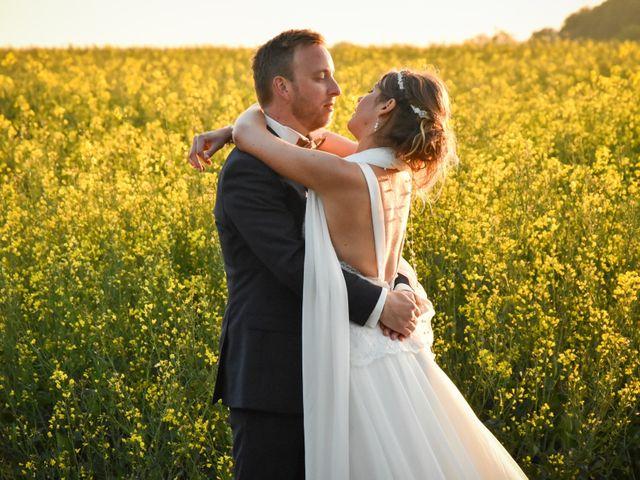 Le mariage de Thibaut et Virginie à Hautot-sur-Mer, Seine-Maritime 15