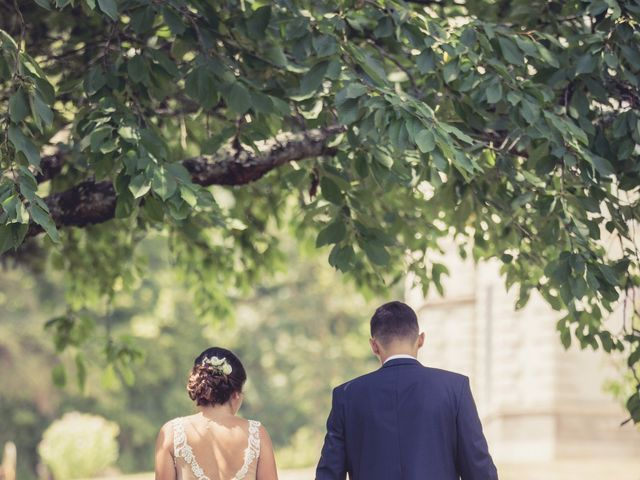 Le mariage de Emmanuel et Laura à Poitiers, Vienne 45