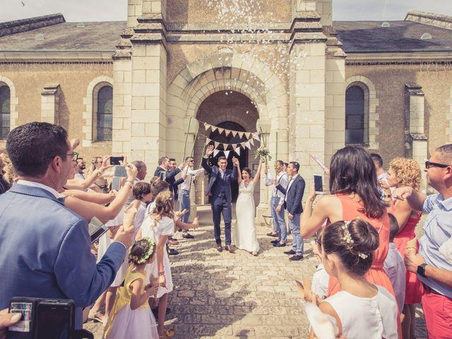 Le mariage de Emmanuel et Laura à Poitiers, Vienne 61