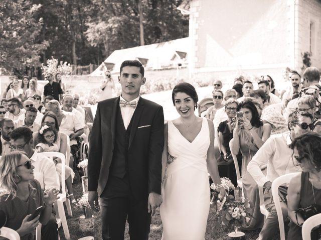 Le mariage de Emmanuel et Laura à Poitiers, Vienne 79