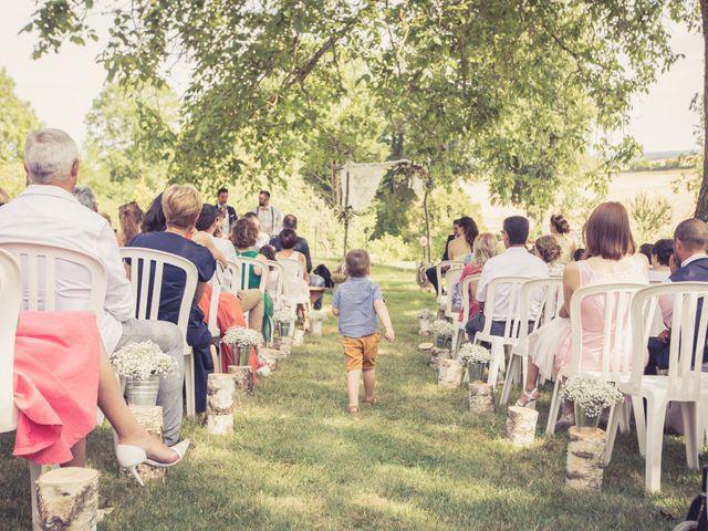 Le mariage de Emmanuel et Laura à Poitiers, Vienne 82