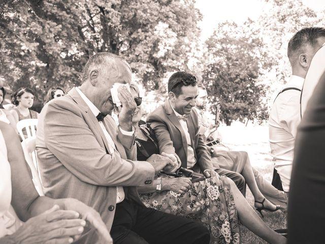 Le mariage de Emmanuel et Laura à Poitiers, Vienne 91