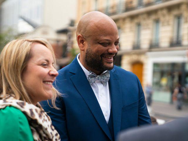 Le mariage de Willy et Véronique à Asnières sur Seine, Hauts-de-Seine 39
