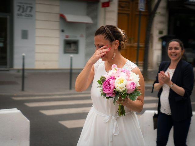 Le mariage de Willy et Véronique à Asnières sur Seine, Hauts-de-Seine 45