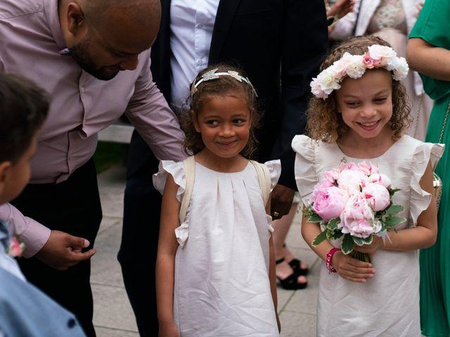 Le mariage de Willy et Véronique à Asnières sur Seine, Hauts-de-Seine 49