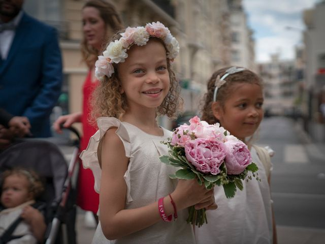 Le mariage de Willy et Véronique à Asnières sur Seine, Hauts-de-Seine 51