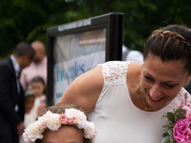 Le mariage de Willy et Véronique à Asnières sur Seine, Hauts-de-Seine 54