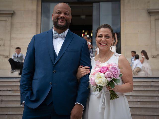 Le mariage de Willy et Véronique à Asnières sur Seine, Hauts-de-Seine 71