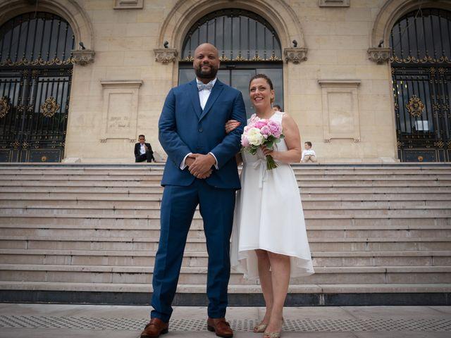 Le mariage de Willy et Véronique à Asnières sur Seine, Hauts-de-Seine 72