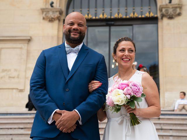Le mariage de Willy et Véronique à Asnières sur Seine, Hauts-de-Seine 73