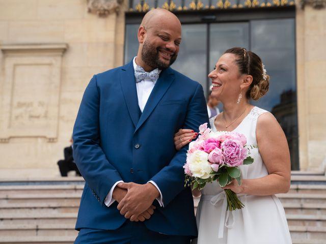 Le mariage de Willy et Véronique à Asnières sur Seine, Hauts-de-Seine 74